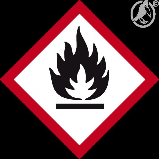 GHS Symbol 02 – Flamme