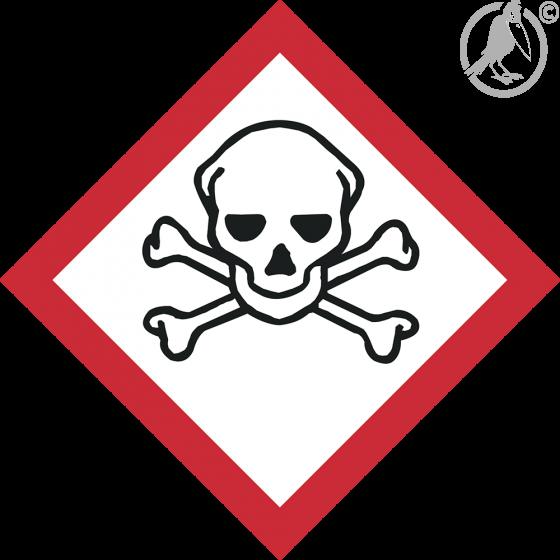 GHS Symbol 06 – Totenkopf