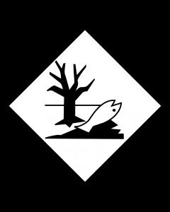 Gefahrgutaufkleber Umweltgefährdende Stoffe