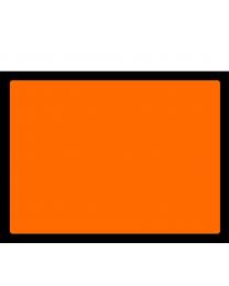 ADR Warntafel ohne Balken 40 x 30 cm selbstklebend