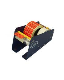 Etikettenspender 112,5 mm für Rollenetiketten