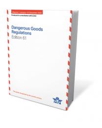 IATA-Gefahrgutvorschriften 2020 (englisch)