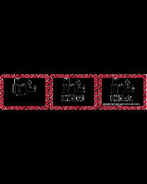 Kennzeichen für Lithiumbatterien (kleinere Version)